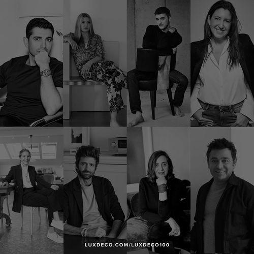 LuxDeco100 - Designers to watch