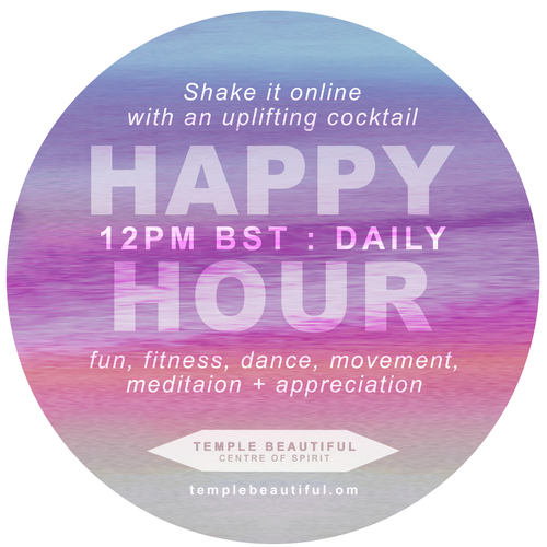 Tribe Beautiful's HAPPY HOUR Shake it !