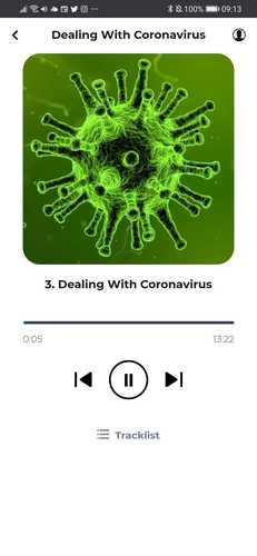 Dealing with Coronavirus Module