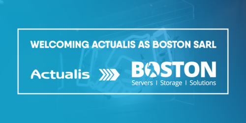 Boston Welcomes Actualis