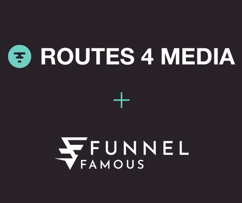 Routes 4 Media Acquires Funnel Famous
