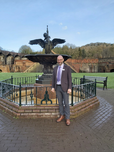 Nick Ralls CEO Ironbridge Gorge