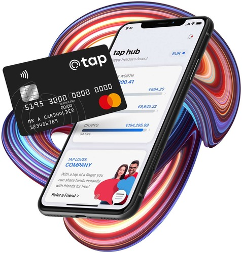 FREETOUSE:tapMastercard