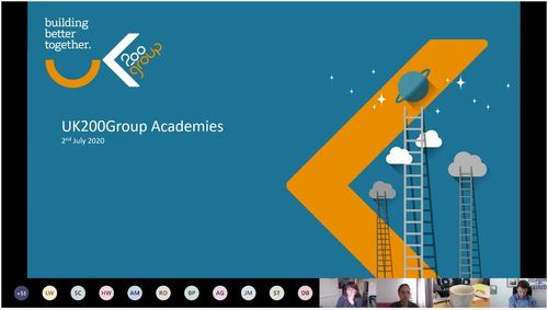 UK200Group Academies Webinar