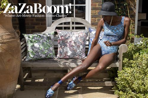 ZaZaBoom the charity-inspired brand