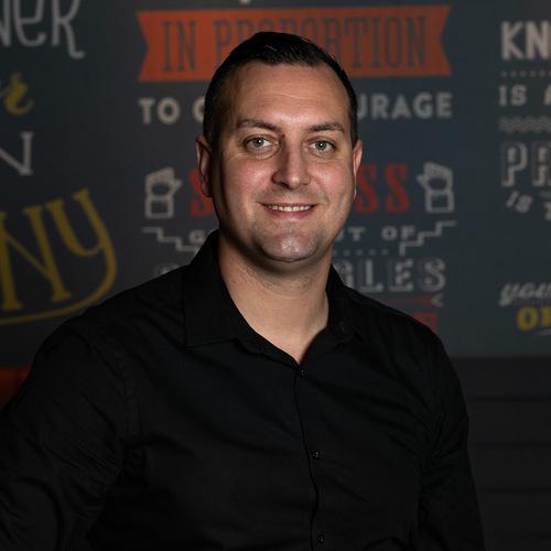 Dave Tasker of Aqueous Digital