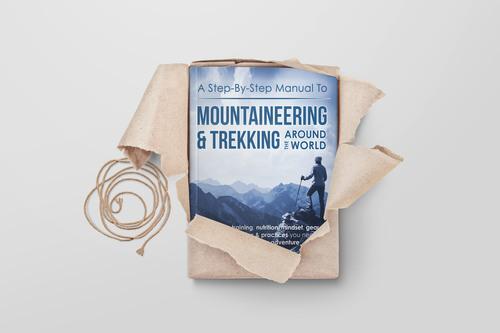 Hiking & Trekking NEW BOOK Release