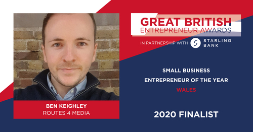 Ben Keighley | GBEA Finalist