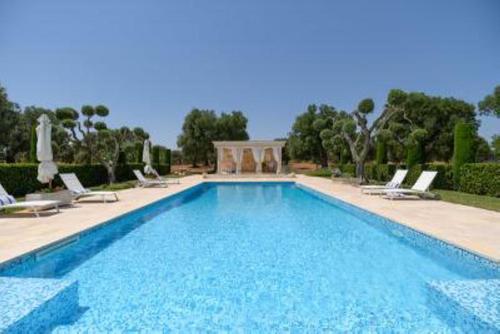 La Vecchia Masseria pool