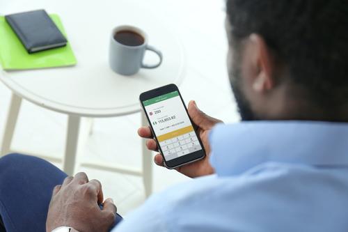 Oya mobile app