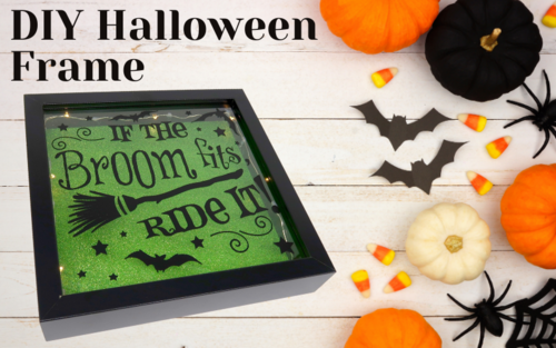 Halloween Frame: Craft Hustle Directory