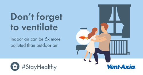 Don't forget to ventilate