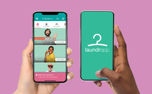 Laundrapp - Product and Title