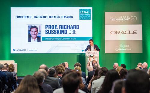 Prof. Richard Susskind OBE (BLTF2020)