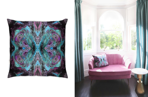 Most loved Butterfly Effect cushion