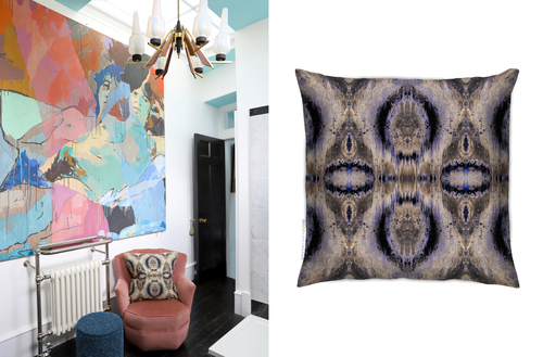 Create an elegant art house home