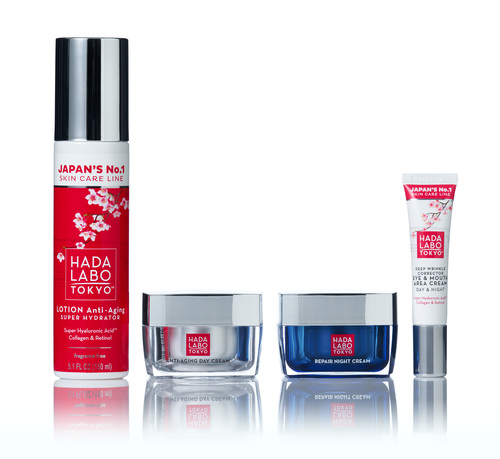 Get glowing with Hada Labo Tokyo