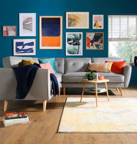 Harlow L Shaped Sofa