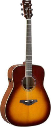TransAcoustic Guitar in Brown Sunburst