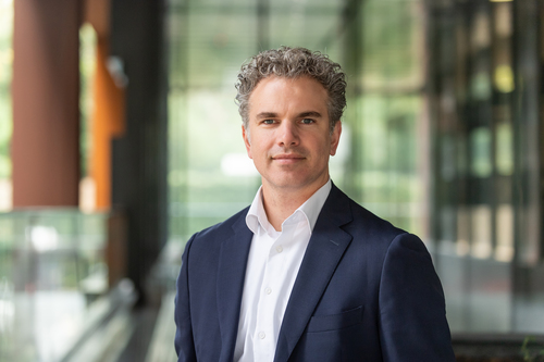 Rick Goud CIO & co-founder Zivver
