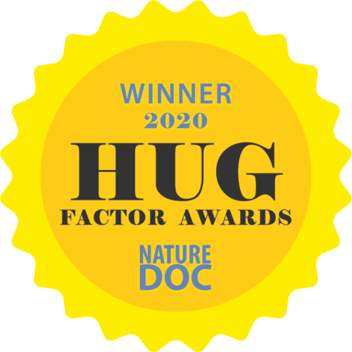 Hug Factor Award