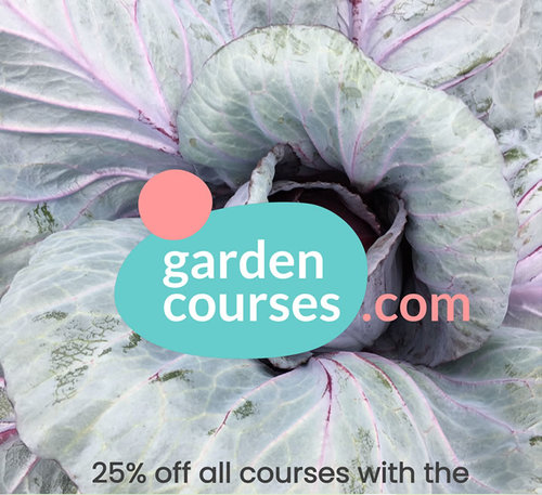 gardencourses.com launches 1st December
