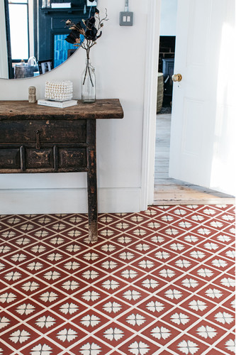 Harvey Maria Pattern LVT Floor Tiles