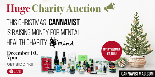 The CANNAVIST Christmas Charity Auction