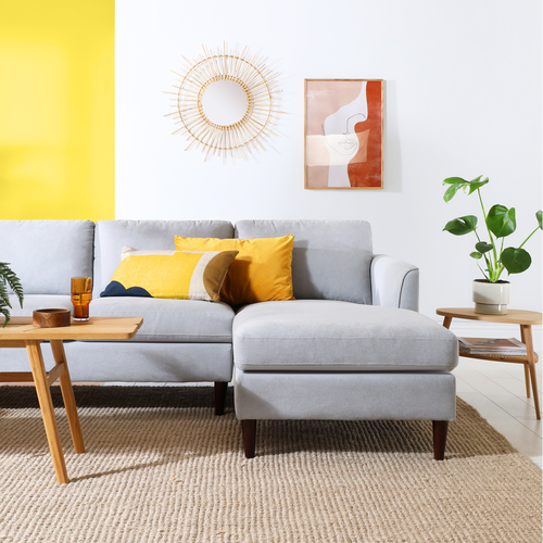 Hayward Dove Grey Sofa