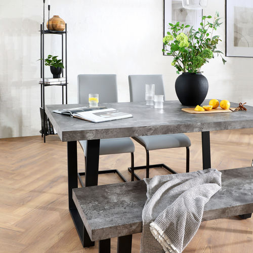 Addison Concrete Table