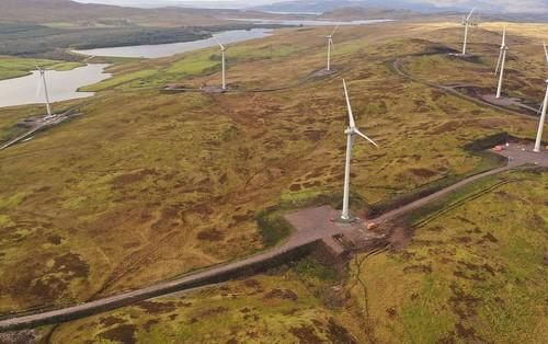 Inverclyde Windfarm