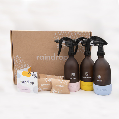 Raindrop eco cleaning Starter Pack