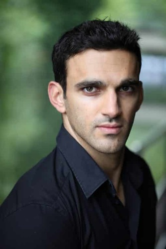 Davood Ghadami (Photo: Faye Thomas)