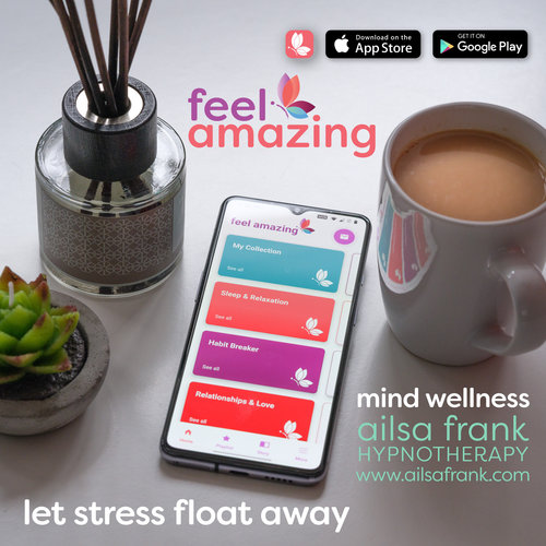feel amazing app phone