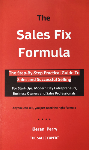 Sales Fix Formula Front Cover