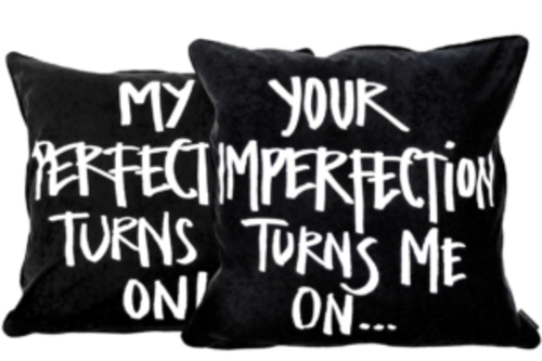 Imperfection Cushions 45x45 &amp 60x60