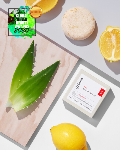 Gruum&#039s Har Shampoo Bar with Award Win