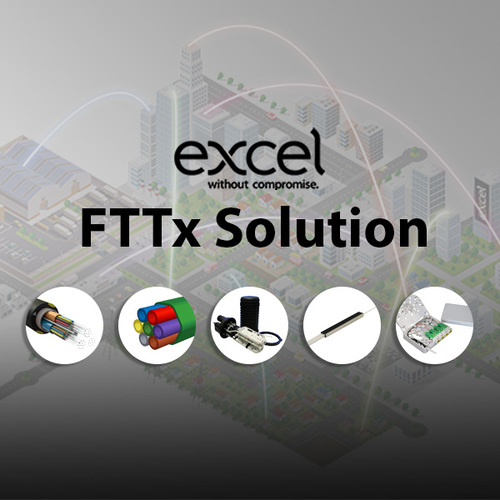 Introducing the Excel FTTx Solution