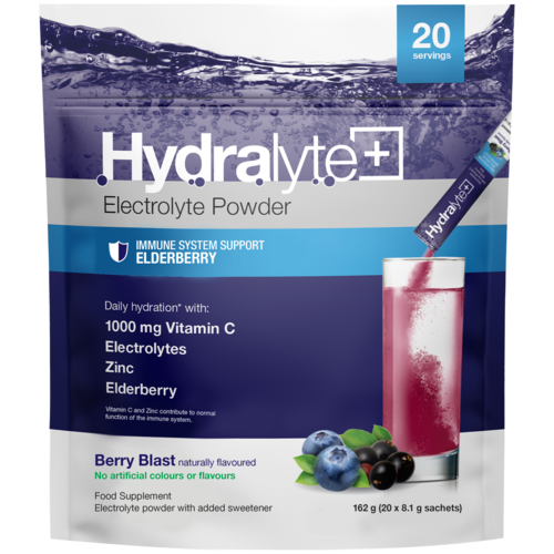 Hydralyte Plus Immune Pouch