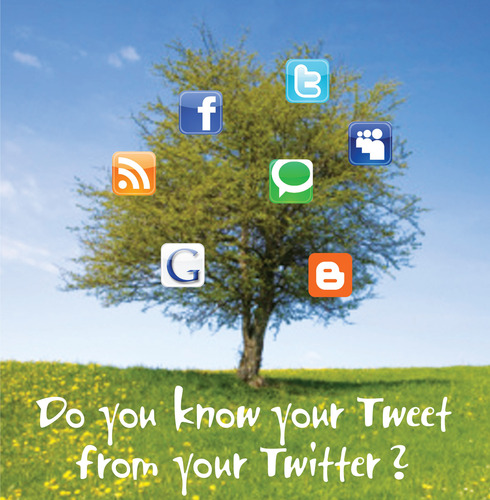 Do you know your Tweet from Your Twitter