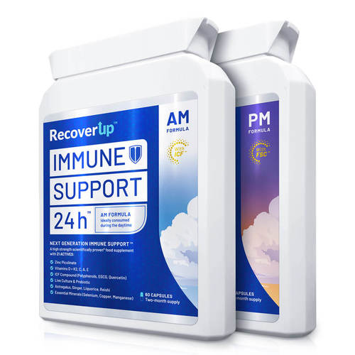 RecoverUp Immune Support 24h Supplements