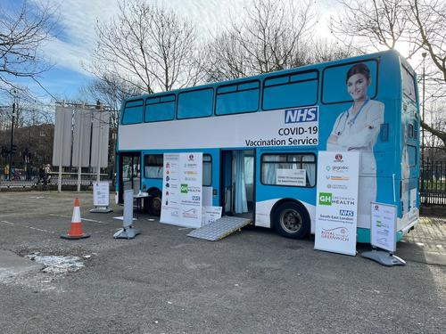 The Vaccination Bus