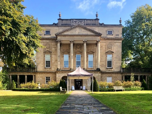 Holburne Museum a Bridgerton location