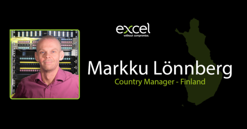 Markku Lonnberg - Excel Country Manager