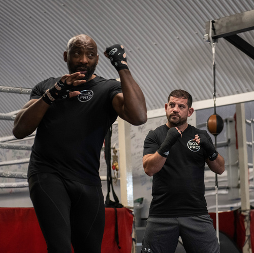 BoxPro Johnny Nelson & Spencer Oliver