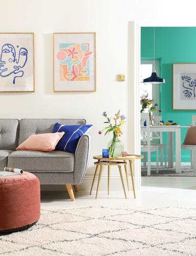 Harlow Grey Sofa