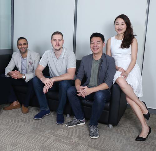 PatSnap founders