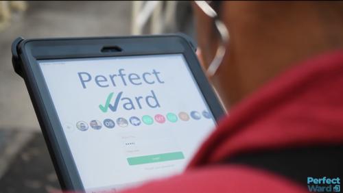 The Perfect Ward app
