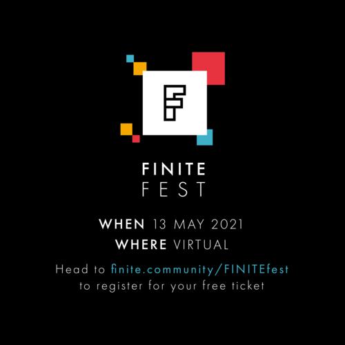 FINITE Fest banner
