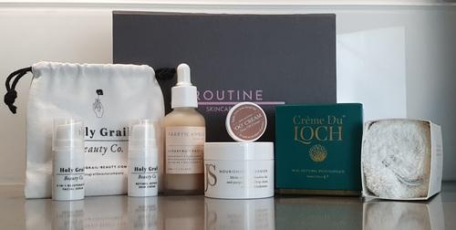 Routine Skincare Box - Launch Edit